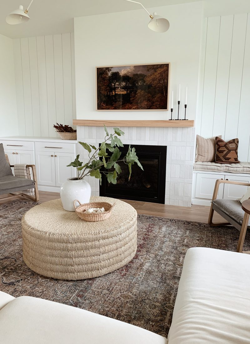 Rug Tour: Let's talk rugs