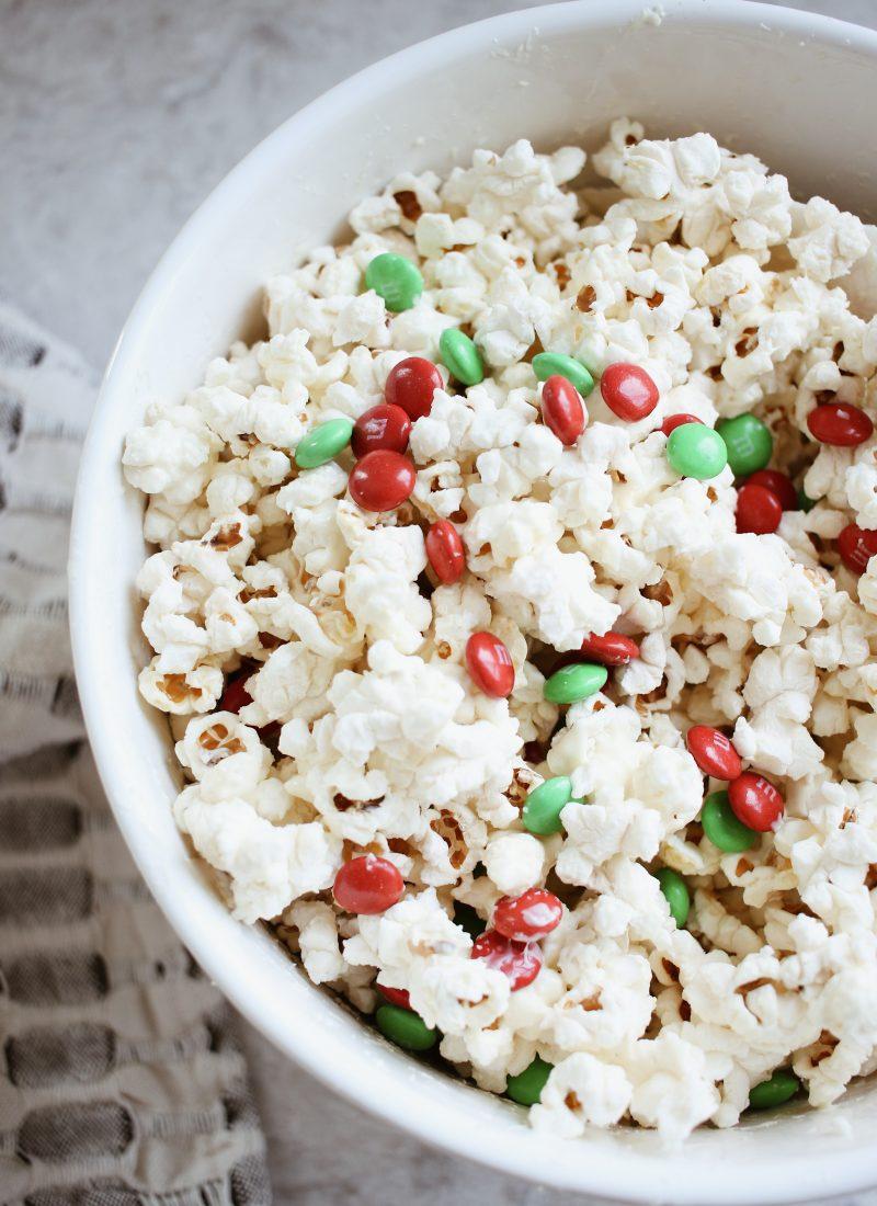 Favorite Popcorn Treat