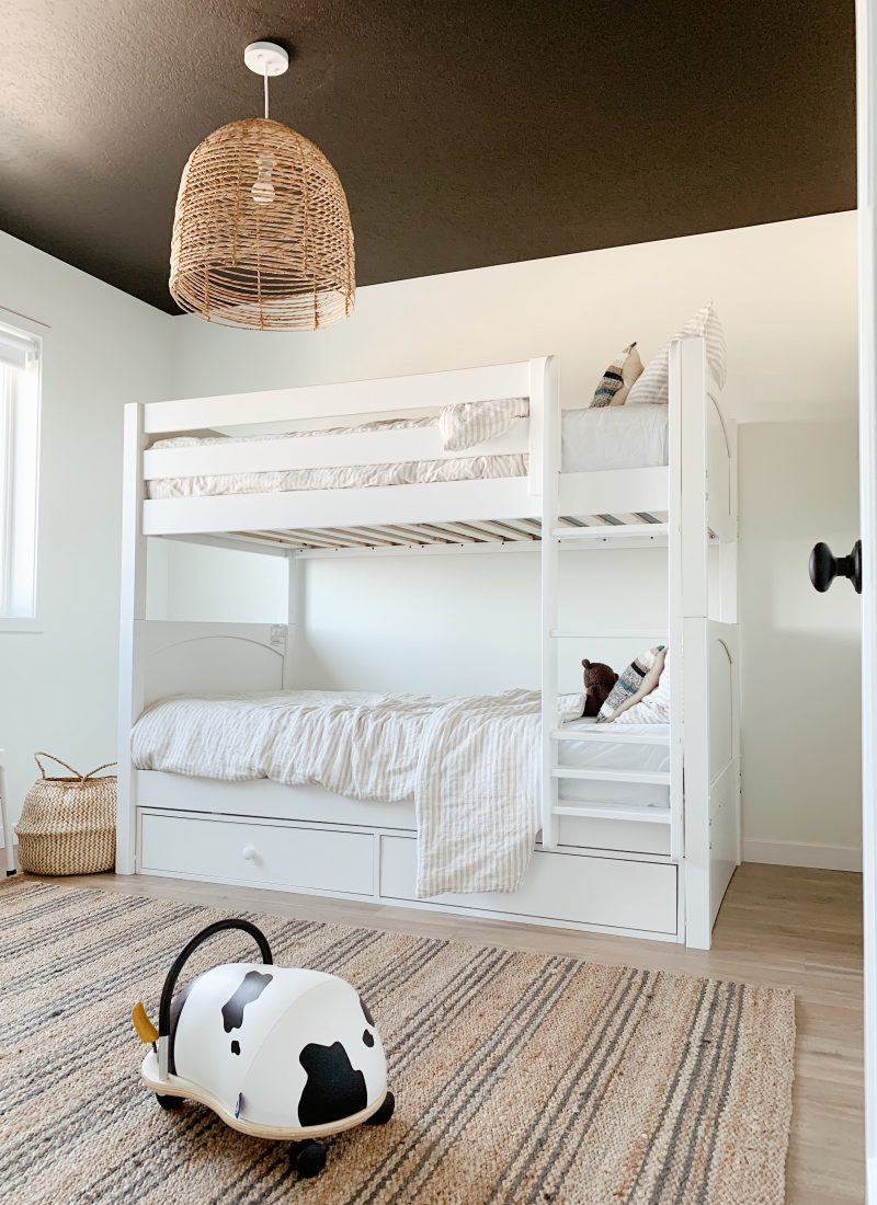 Bunk Beds for the Boys