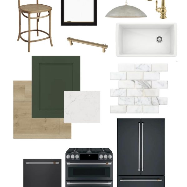 Kitchen Design Plan for our New Home